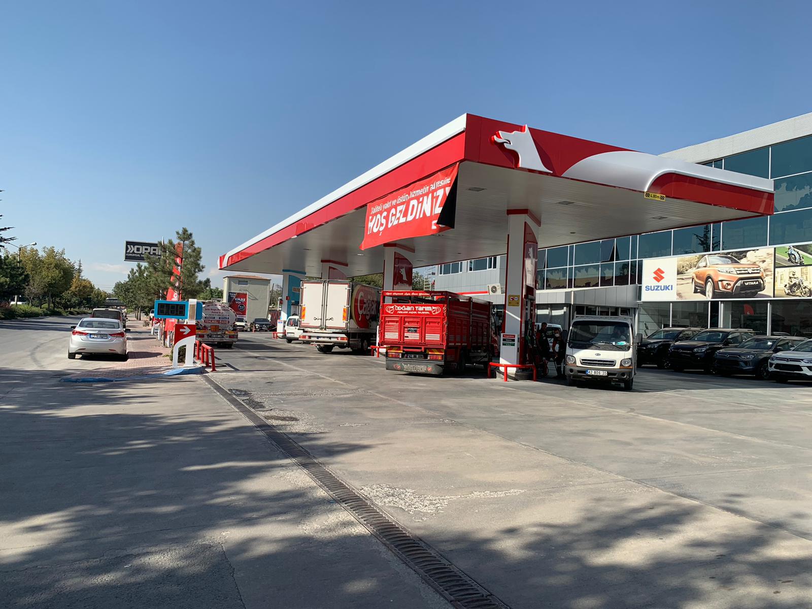 Petrol Ofisi Akaryakıt Hizmetleri Bayiliği